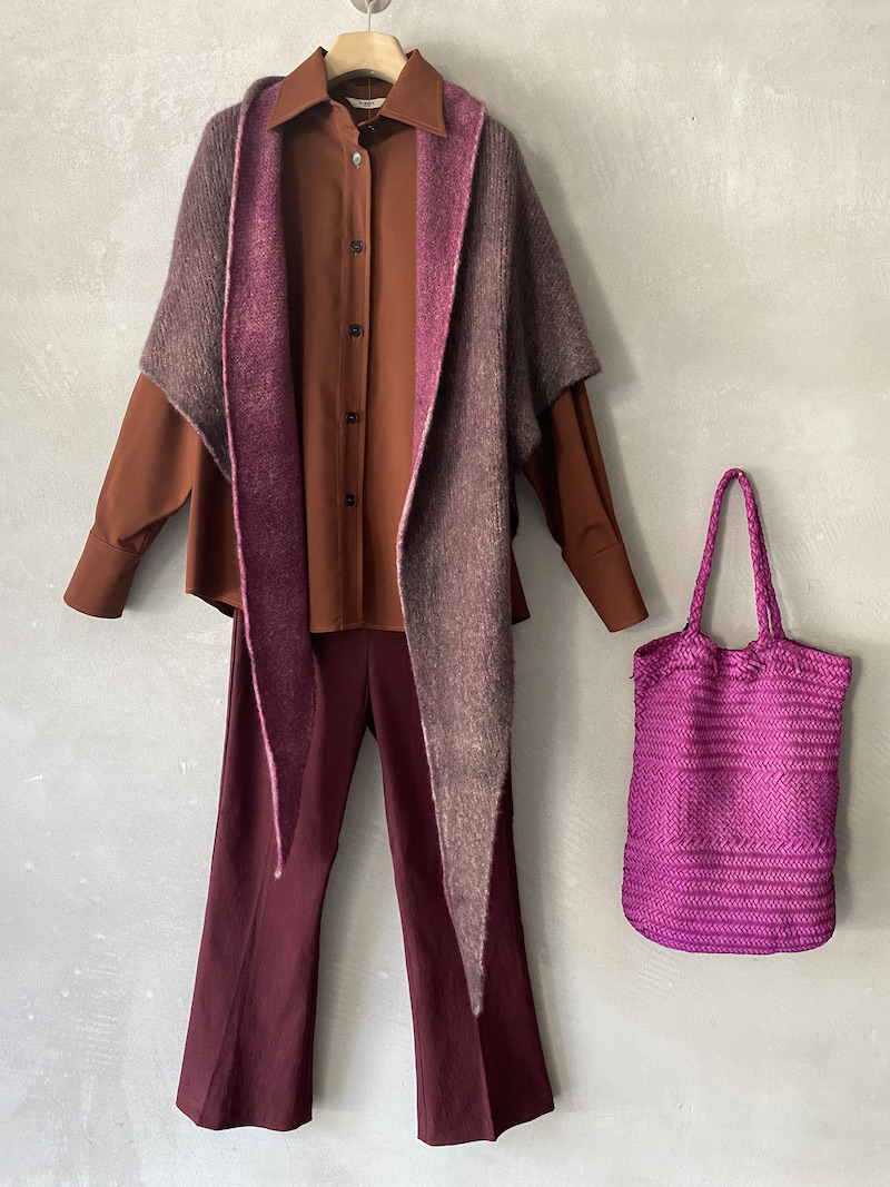 outfit-stola-bicolore